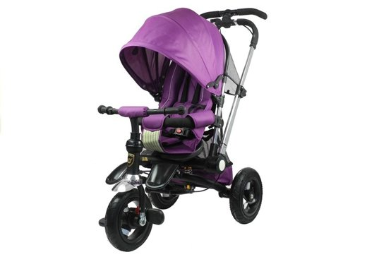 Tricycle Bike PRO700 - Violet