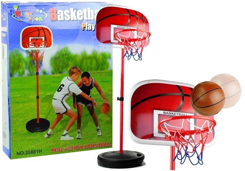 basketball mit st nder basketballkorb ball set f r kinder basketballbrett spielzeug. Black Bedroom Furniture Sets. Home Design Ideas