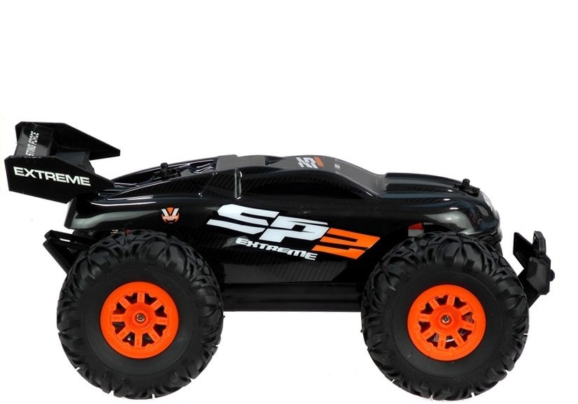 auto monster truck ferngesteuertes auto 15km h 2 4g 2 rad. Black Bedroom Furniture Sets. Home Design Ideas