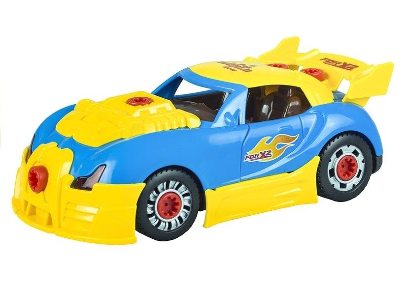 Auto Montage Spielzeug Schrauben Sound- und Lichteffekte ...