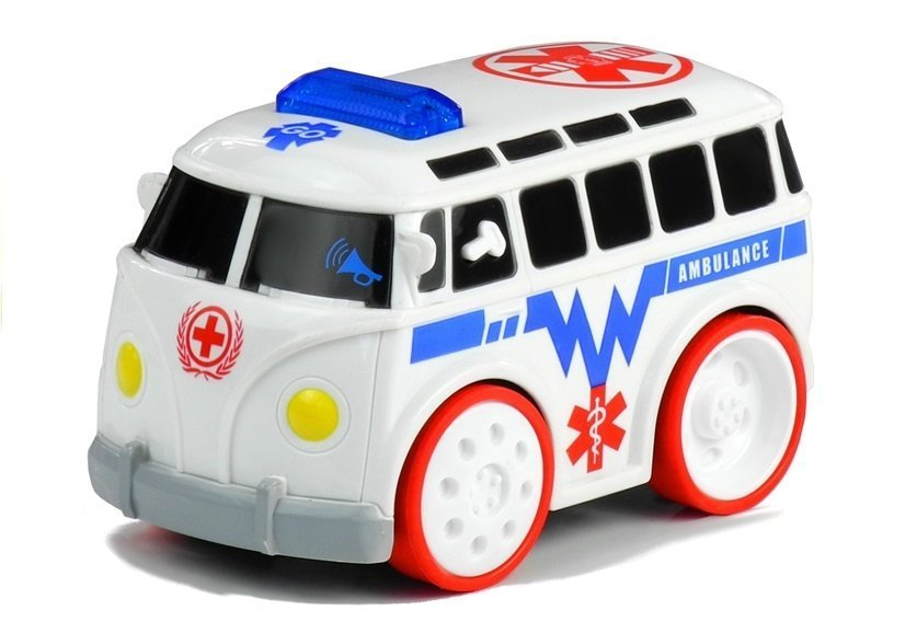 auto touch 39 n 39 go krankenwagen sounds modell spielzeug auto f r kinder spielzeug autos. Black Bedroom Furniture Sets. Home Design Ideas