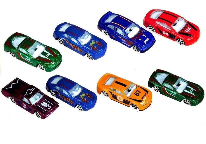 autos set 16 autos spielzeug f r kinder 3 verschiedene. Black Bedroom Furniture Sets. Home Design Ideas