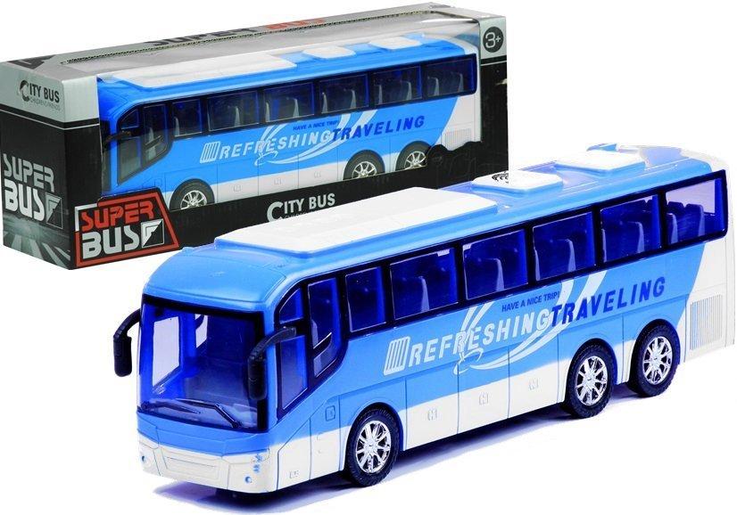 bus autobus fahrzeug spielzeug pullback antrieb bus f r. Black Bedroom Furniture Sets. Home Design Ideas