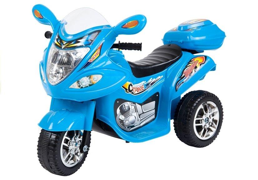 elektromotorrad f r kinder bjx 88 blau elektrofahrzeuge. Black Bedroom Furniture Sets. Home Design Ideas