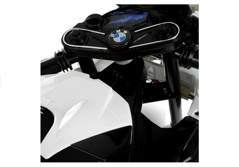 elektromotorrad f r kinder bmw s1000rr schwarz. Black Bedroom Furniture Sets. Home Design Ideas
