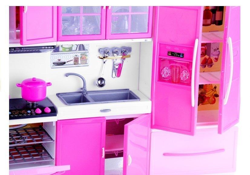 spielk che puppenk che set backofen sp le k hlschrank geschirrsp lmaschine spielzeug k che. Black Bedroom Furniture Sets. Home Design Ideas