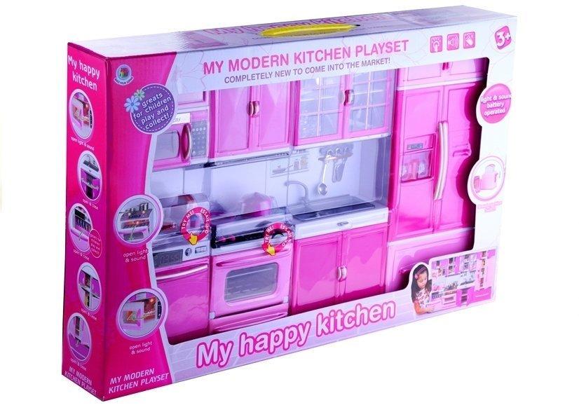 Kühlschrank Pink : Spielküche puppenküche set backofen spüle kühlschrank