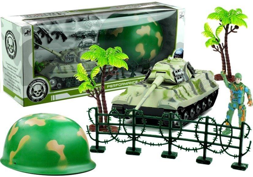 10 Stück Military Modell Set Soldat Männer Zubehör Zent Grün