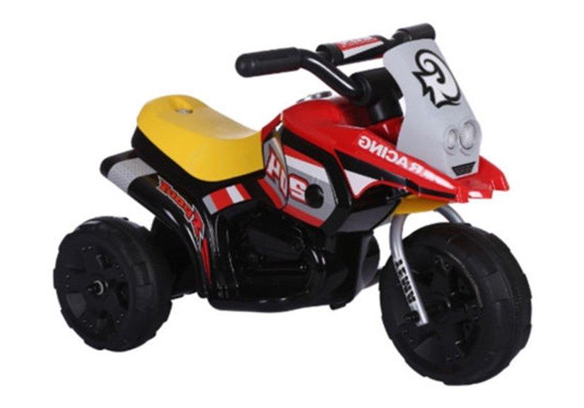 motorrad dreirad jt318 gelb fahrzeug f r kinder 3. Black Bedroom Furniture Sets. Home Design Ideas
