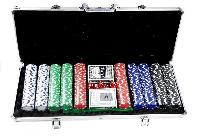 Pokerset 500