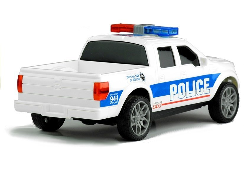 Polizeiauto Spiel