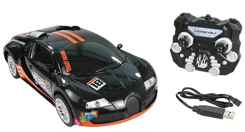 rc roboter troopers auto umwandlung wie transformers fernbedienung batterien spielzeug r c. Black Bedroom Furniture Sets. Home Design Ideas