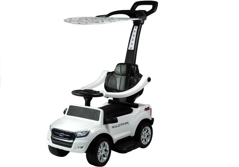 rutschauto ford ranger wildtrak mit sonnenschirm wei eva. Black Bedroom Furniture Sets. Home Design Ideas