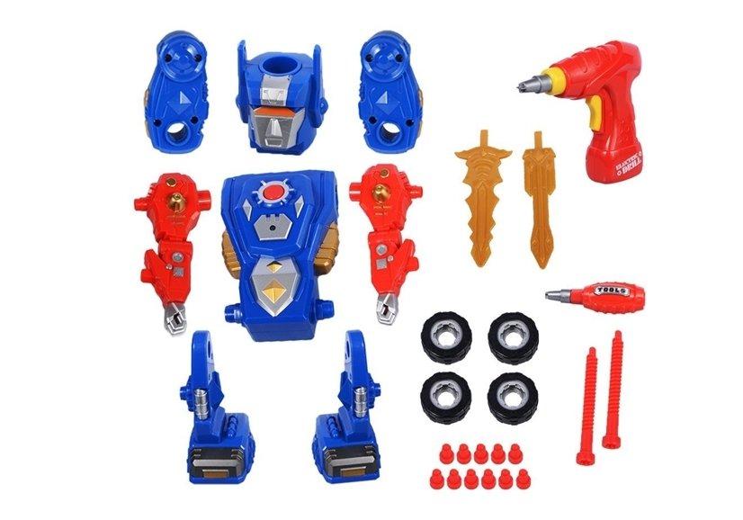 Set zum Schrauben Roboter zum Schrauben Spielzeug ...