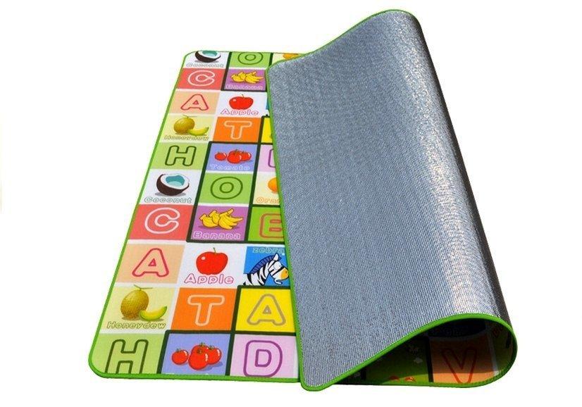 spielmatte mit buchstaben 150 x 180 cm farben und motive