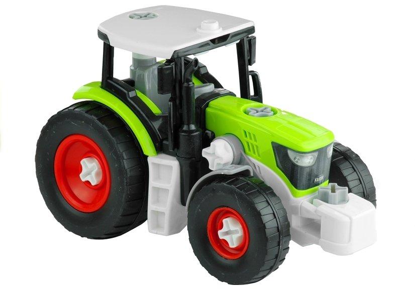 Spielzeug Traktor Zum Schrauben - Test 5
