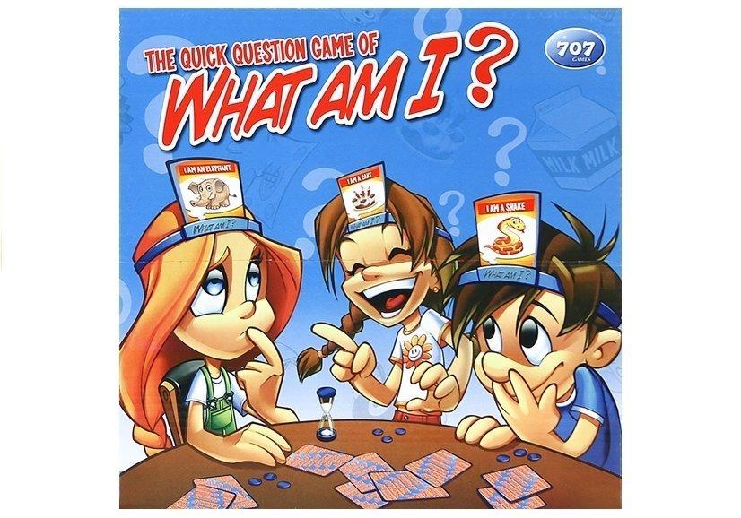 Wer Bin Ich Fragen Spiel