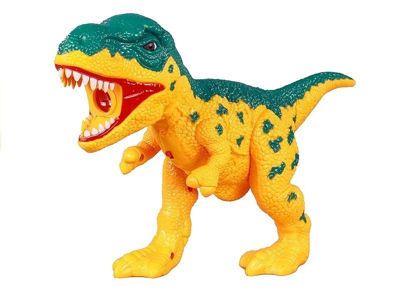 Zeichenprojektor Dino Dinosaurier 6 Filzstiften 18 Vorlagen Orange Grun Set Spielzeug Projektoren