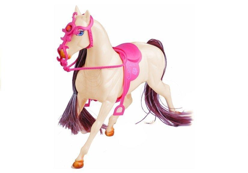 per Toy Pony Bambola Set ragazze ampio con White cavallo 2EHDI9