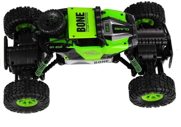 Auto RC Na Resorach Monster 2,4G