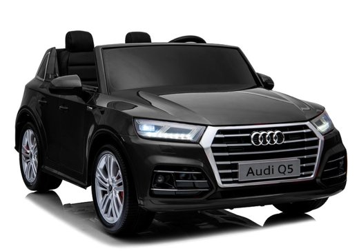 New Audi Q5 2-Seater Black Painting - Electric Ride On Car