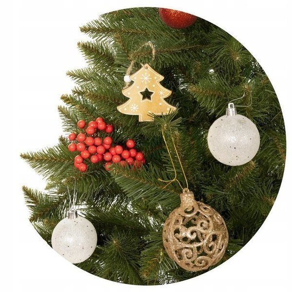Artificial Christmas Tree Natural Spruce 250 cm