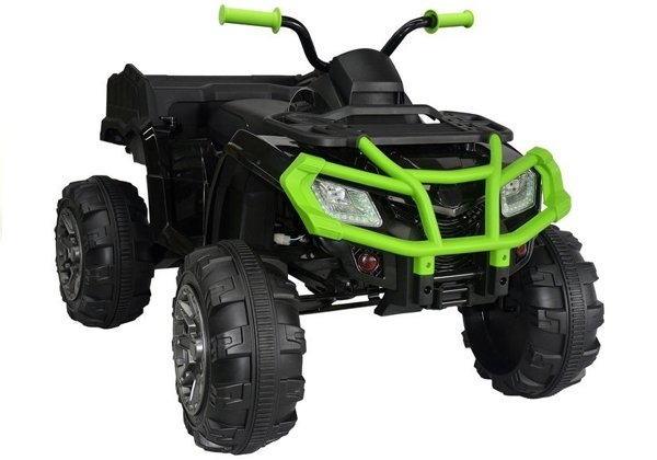Quad BDM 0909 Green 24V - Electric Ride On Vehicle